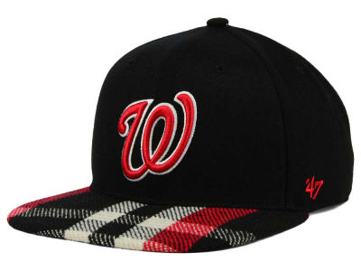 Washington Nationals '47 MLB South Gate Snapback Cap