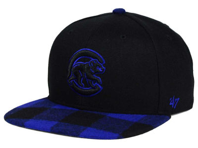 Chicago Cubs '47 MLB '47 Charter Snapback Cap