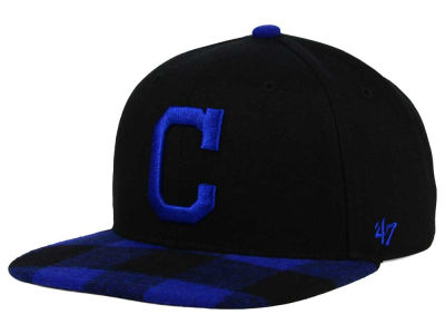 Cleveland Indians '47 MLB '47 Charter Snapback Cap