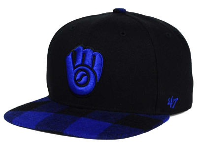 Milwaukee Brewers '47 MLB '47 Charter Snapback Cap