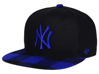 New York Yankees '47 MLB '47 Charter Snapback Cap