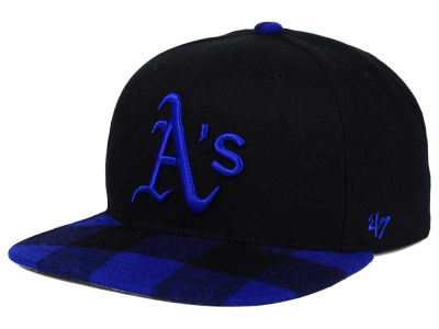 Oakland Athletics '47 MLB '47 Charter Snapback Cap