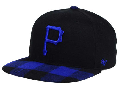 Pittsburgh Pirates '47 MLB '47 Charter Snapback Cap