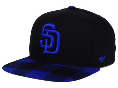 San Diego Padres '47 MLB '47 Charter Snapback Cap