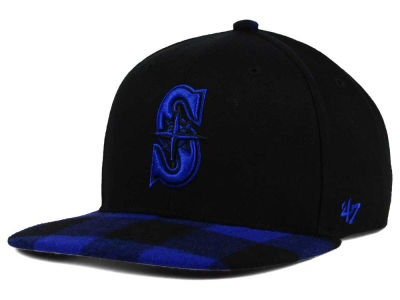 Seattle Mariners '47 MLB '47 Charter Snapback Cap