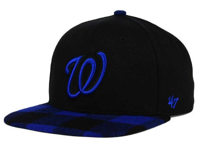 Washington Nationals '47 MLB '47 Charter Snapback Cap