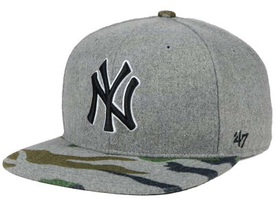 New York Yankees '47 MLB '47 Backwoods Snapback Cap