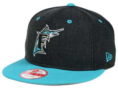 Florida Marlins New Era MLB Hometown Series Miami 9FIFTY Snapback Cap