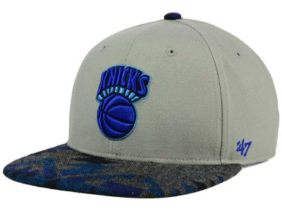 New York Knicks '47 NBA HWC '47 Anteater Snapback Cap
