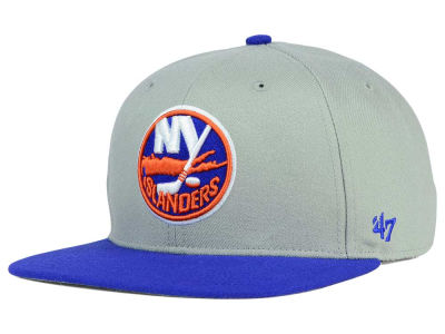 New York Islanders '47 NHL '47 Gray Sure Shot Snapback Cap