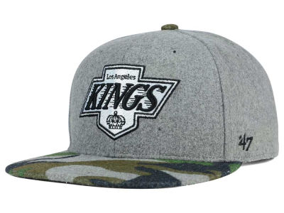 Los Angeles Kings '47 NHL '47 Backwoods Snapback Cap