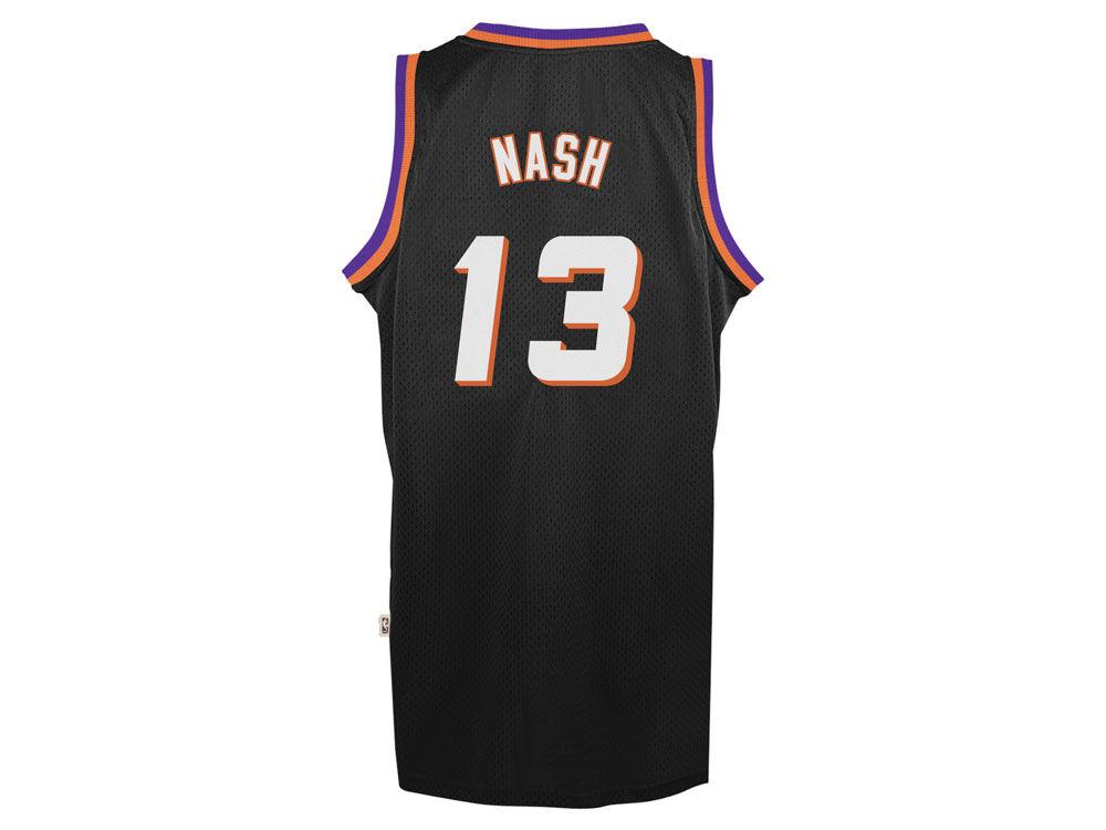 Phoenix Suns Steve Nash adidas Originals NBA Men s Retired Player Swingman  Jersey  fdc6199fe