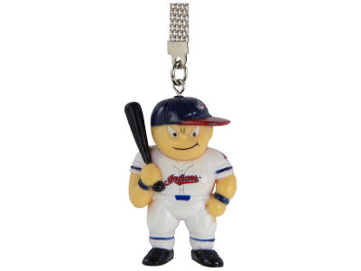 Cleveland Indians Lil Brats Player Keychain