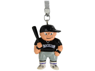 Colorado Rockies Lil Brats Player Keychain