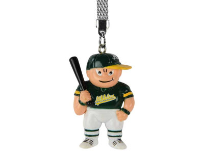Oakland Athletics Lil Brats Player Keychain