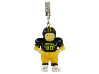 Arkansas Razorbacks Lil Brats Player Keychain