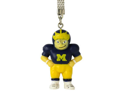 Michigan Wolverines Lil Brats Player Keychain