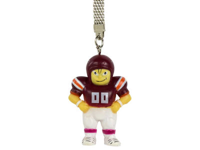 Virginia Tech Hokies Lil Brats Player Keychain