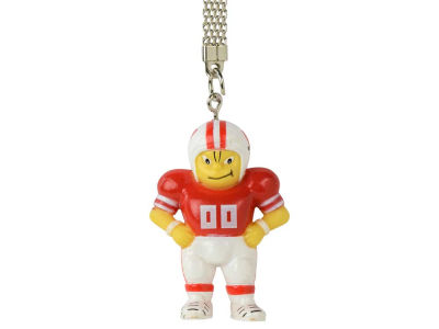 Wisconsin Badgers Lil Brats Player Keychain