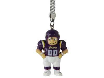Minnesota Vikings Lil Brats Player Keychain
