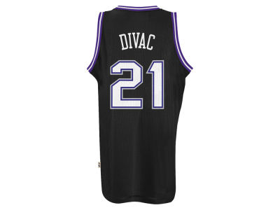 Sacramento Kings Vlade Divac adidas NBA Men's Retired Player Swingman Jersey