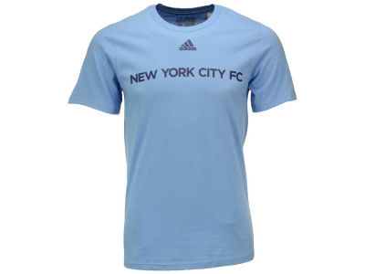 New York City FC adidas MLS Primary One T-Shirt