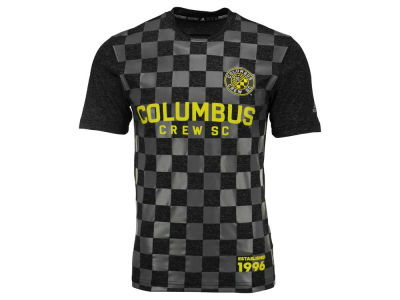 Columbus Crew SC adidas MLS Men's Replica Jersey T-Shirt