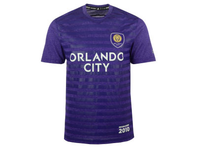 Orlando City SC adidas MLS Men's Replica Jersey T-Shirt
