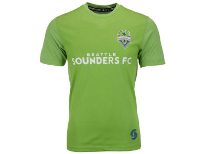 Seattle Sounders FC adidas MLS Men's Replica Jersey T-Shirt