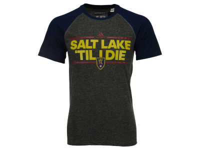 Real Salt Lake adidas MLS Men's Dassler Local T-Shirt