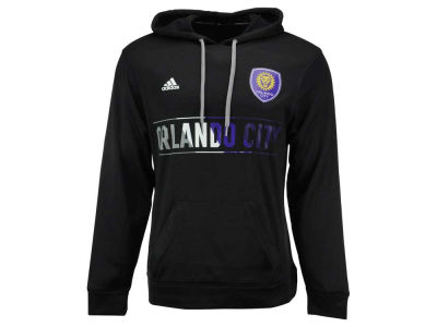 Orlando City SC adidas MLS Men's Aeroband Hoodie