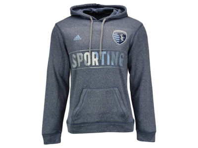 Sporting Kansas City adidas MLS Men's Aeroband Hoodie