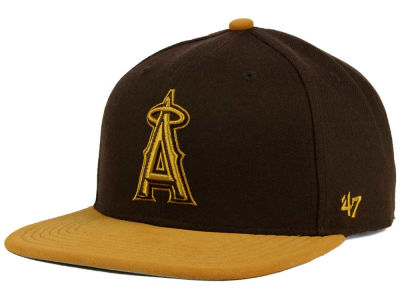 Los Angeles Angels '47 MLB '47 Sutton Snapback Cap