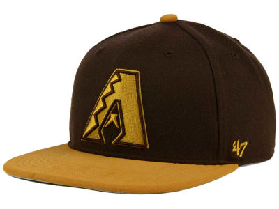 Arizona Diamondbacks '47 MLB '47 Sutton Snapback Cap