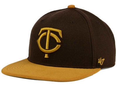 Minnesota Twins '47 MLB '47 Sutton Snapback Cap