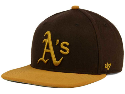 Oakland Athletics '47 MLB '47 Sutton Snapback Cap