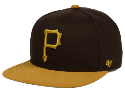 Pittsburgh Pirates '47 MLB '47 Sutton Snapback Cap