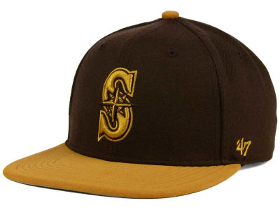Seattle Mariners '47 MLB '47 Sutton Snapback Cap