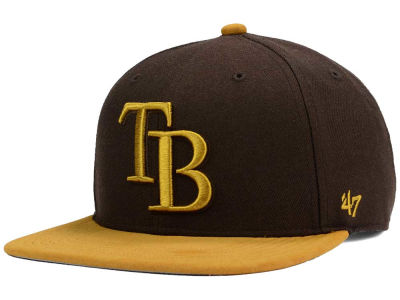 Tampa Bay Rays '47 MLB '47 Sutton Snapback Cap