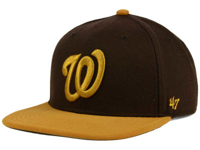 Washington Nationals '47 MLB '47 Sutton Snapback Cap