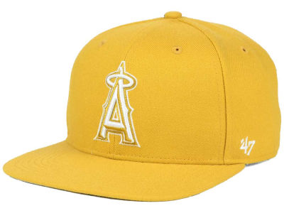 Los Angeles Angels '47 MLB '47 Wheat Sure Shot Snapback Cap