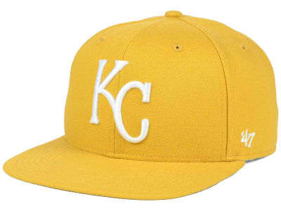 Kansas City Royals '47 MLB '47 Wheat Sure Shot Snapback Cap