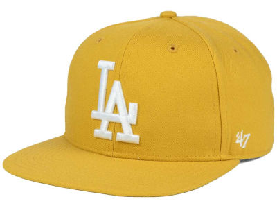 Los Angeles Dodgers '47 MLB '47 Wheat Sure Shot Snapback Cap