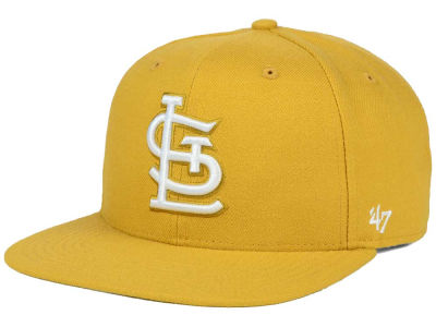 St. Louis Cardinals '47 MLB '47 Wheat Sure Shot Snapback Cap