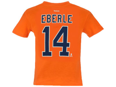 Edmonton Oilers Jordan Eberle NHL CN Youth Player T-Shirt