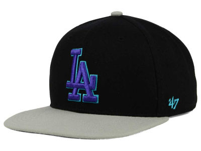 Los Angeles Dodgers '47 MLB '47 Aqua 8 Snapback Cap