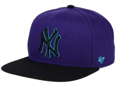 New York Yankees '47 MLB '47 Aqua 8 Snapback Cap