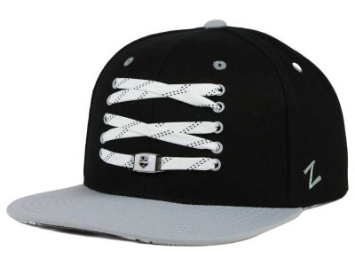 Los Angeles Kings Zephyr NHL Lacer Skate Snapback Hat