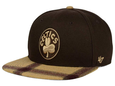 Boston Celtics '47 NBA '47 Alpaca Snapback Cap