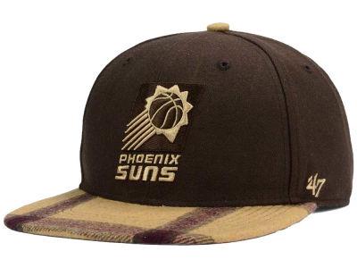 2ed9fb5d841 Phoenix Suns  47 NBA  47 Alpaca Snapback Cap